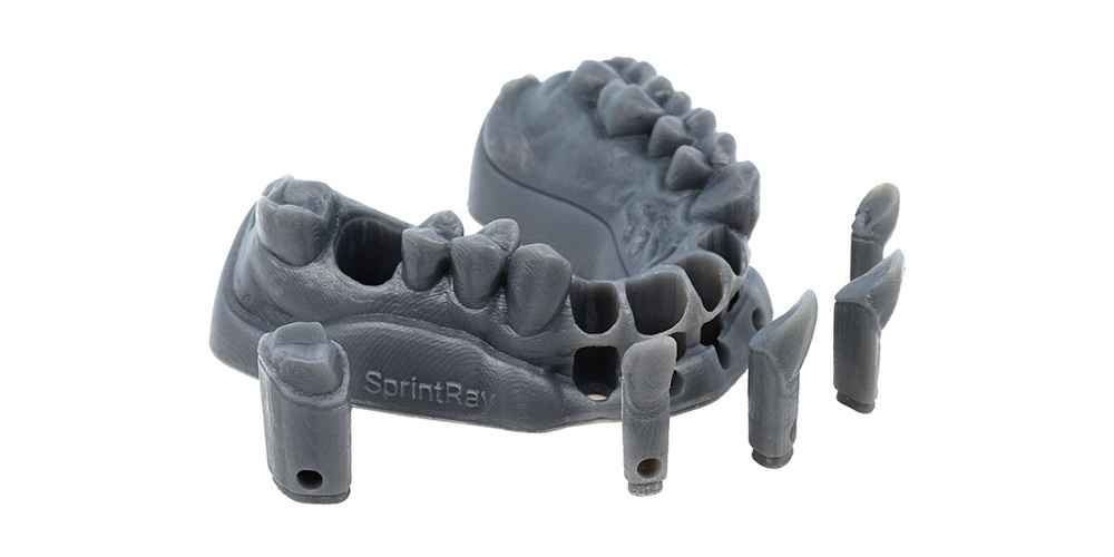 3D Print Removable Dies, Restorative Study Models, and