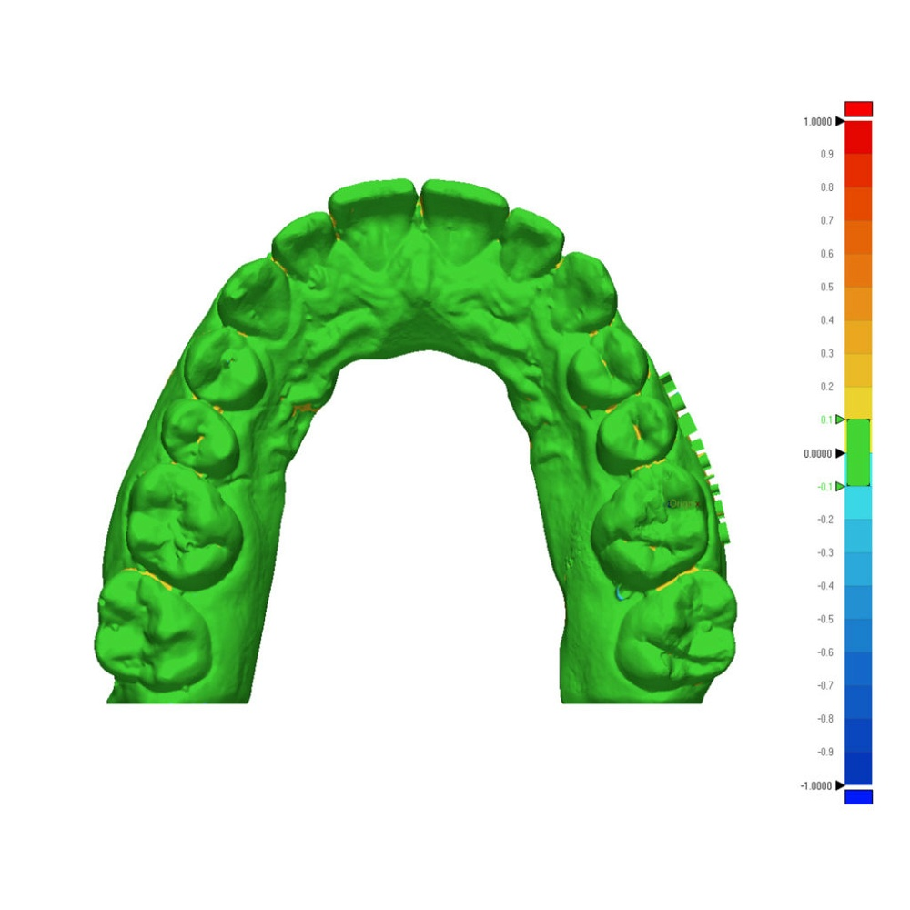3d printing accuracy study