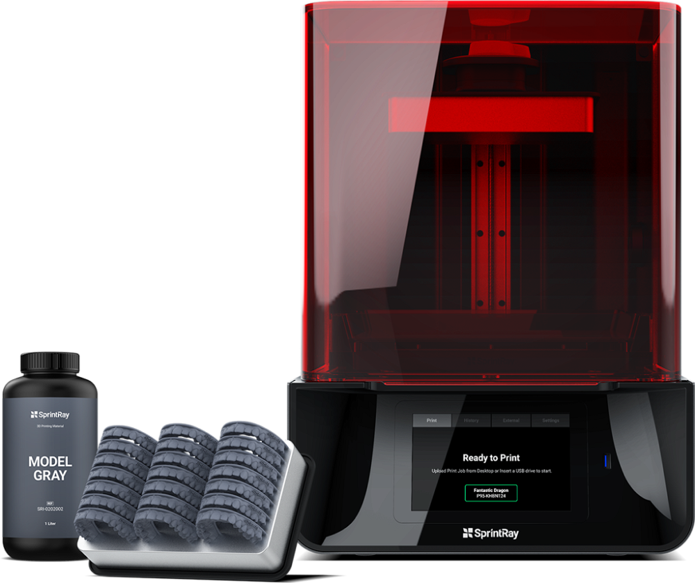 Dental 3D Printer Buyer's Guide | What does a Dental 3D