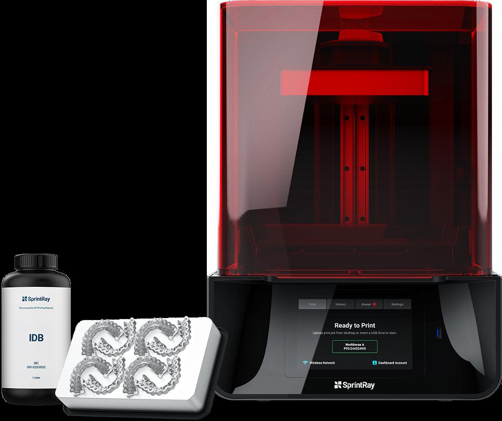 3D Print Indirect Bonding Trays